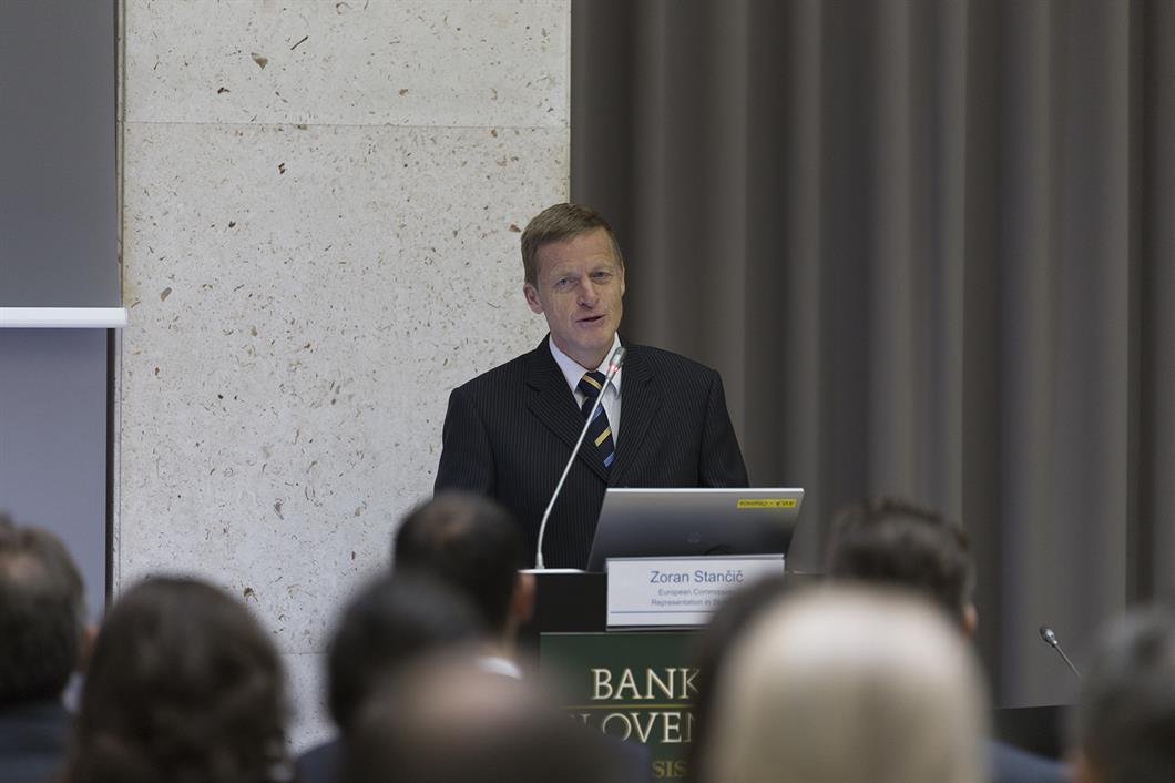 Zoran Stančič, vodja Predstavništva Evropske komisije v Sloveniji