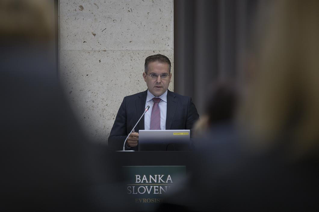 Marko Bošnjak, viceguverner Banke Slovenije