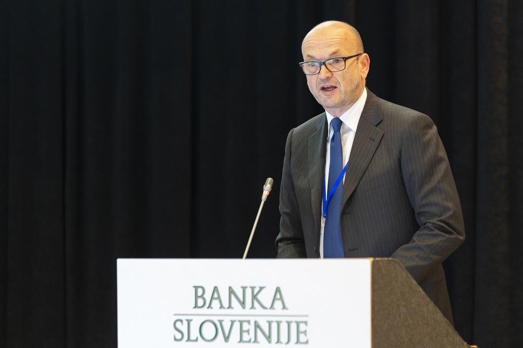 Boštjan Jazbec, Governor, Banka Slovenije