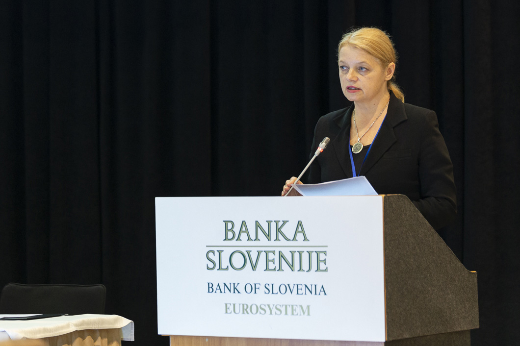 Stanislava Zadravec - Caprirolo, Director, Bank Association Of Slovenia