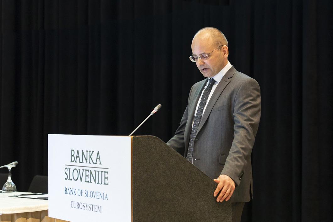 Tomaž Rotovnik, Banka Slovenije