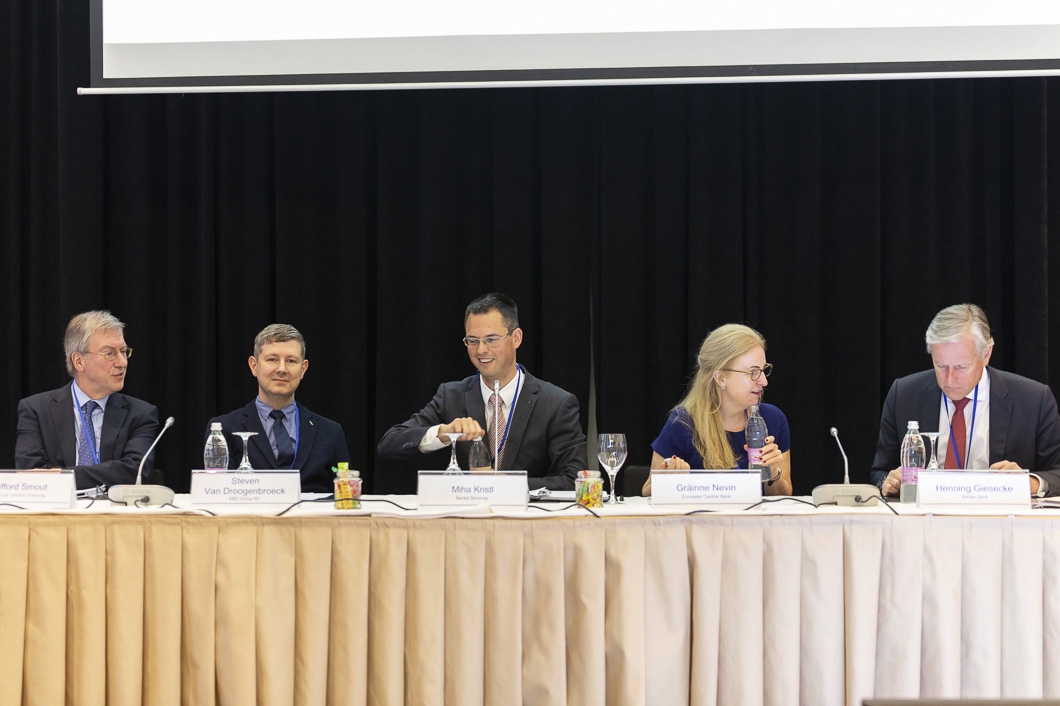 Panel I: Governance and Process (technical panel)