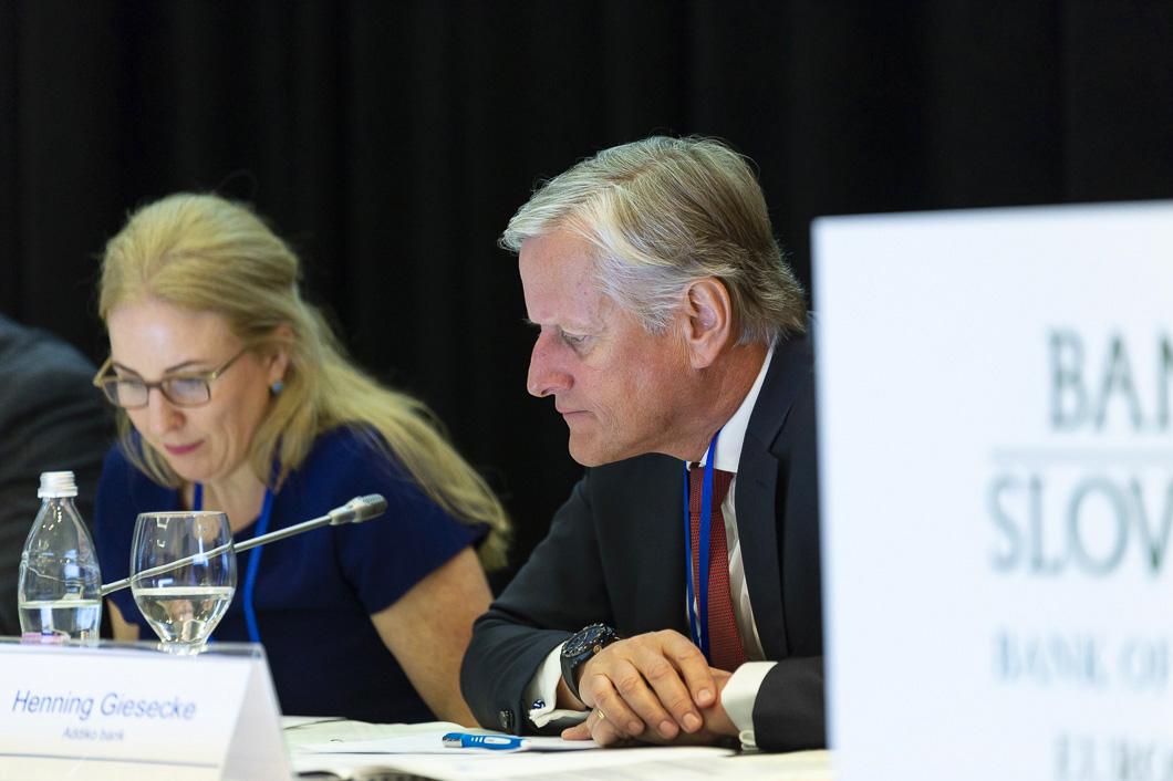 Henning Giesecke, Member Of Supervisory Board, Addiko Bank