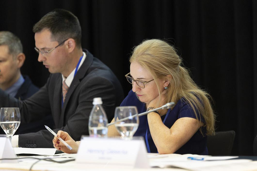 Gráinne Nevin, JST Coordinator Of Abanka, European Central Bank