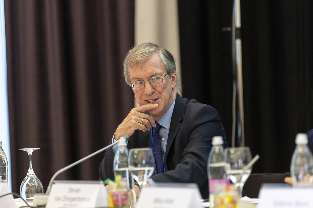 Clifford Smout, Senior Advisor, Financial Conduct Authority