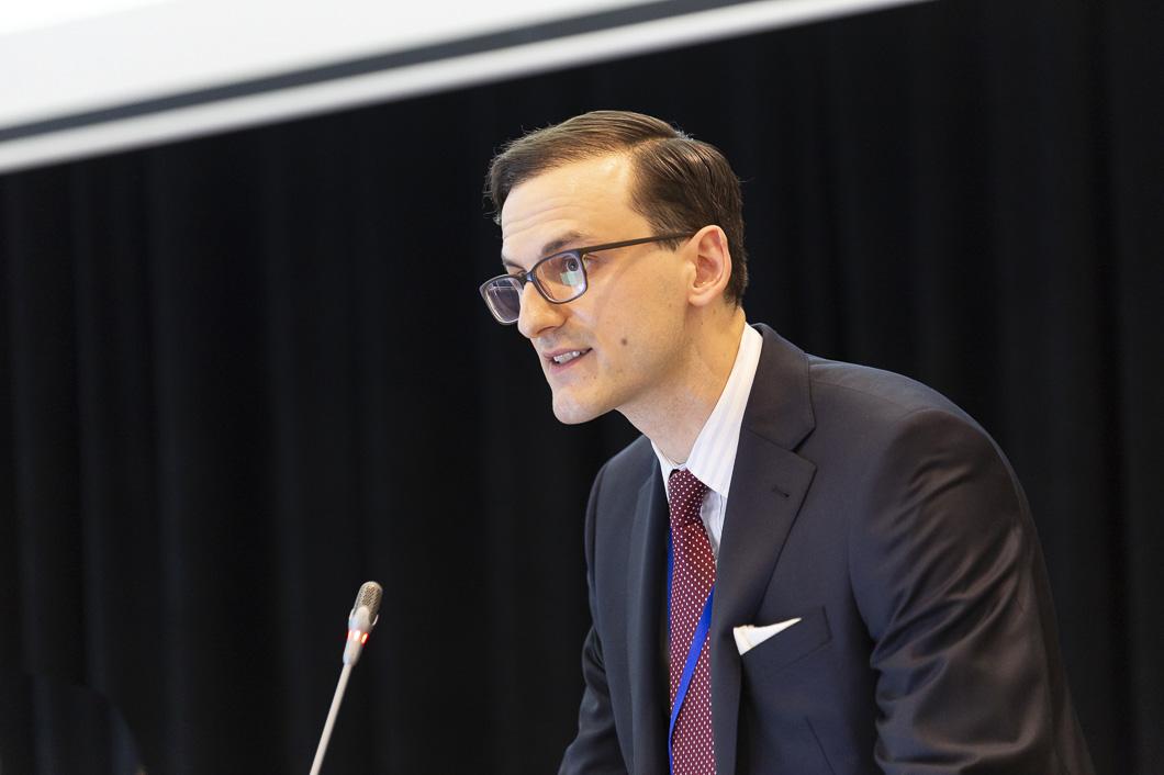 Florian Sommer, Senior Analyst, Nestor Advisors