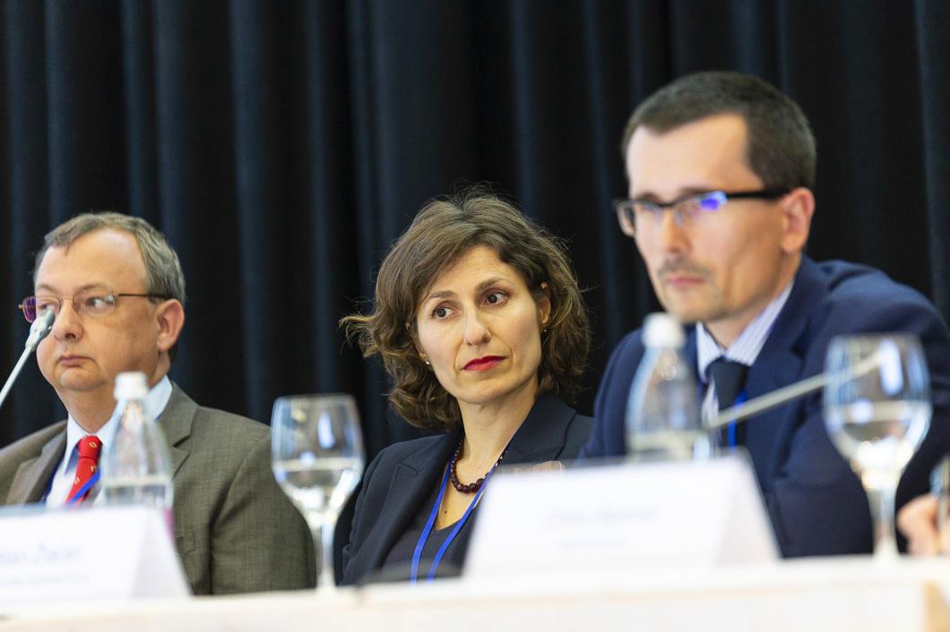 Laura Rinaldi, Deputy Head Of Unit, Structural Reform Support Service, European Commission