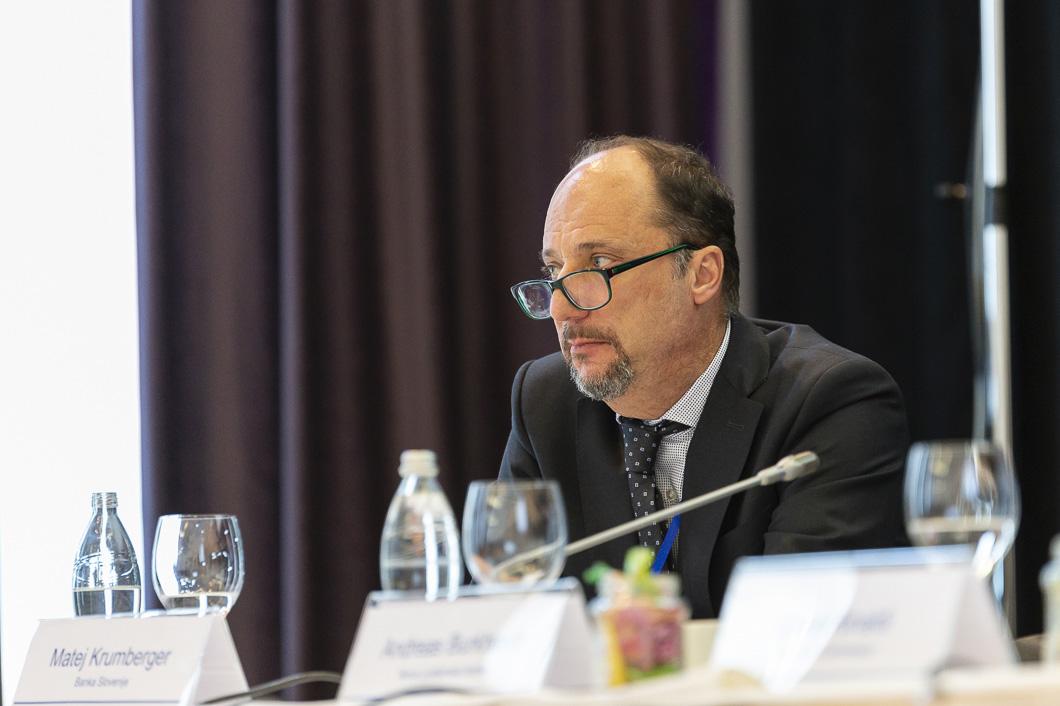 Matej Krumberger, Director Of Supervision Department, Banka Slovenije
