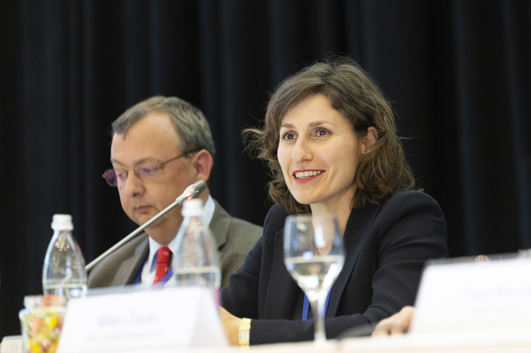 Laura Rinaldi, Deputy Head Of Unit, Structural Reform Support Service, European Commission