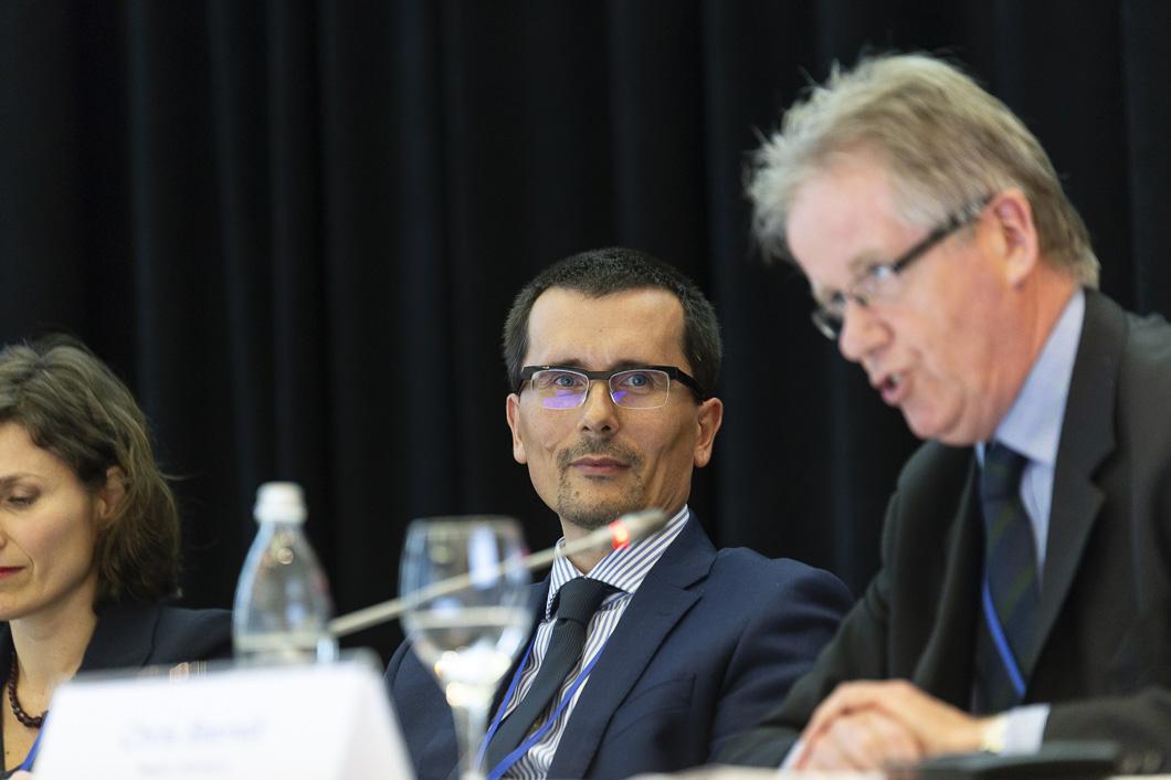 Milan Žiaran, Director Of Risk Division, SKB– Societe Generale Group