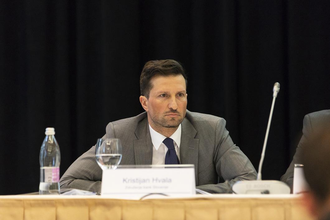Kristjan Hvala, Bank Association Of Slovenia