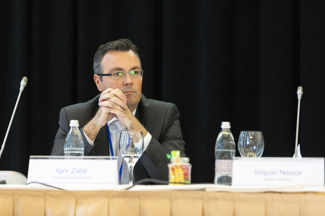 Igor Zalar, Head Of Global Risk, Nova Ljubljanska Banka