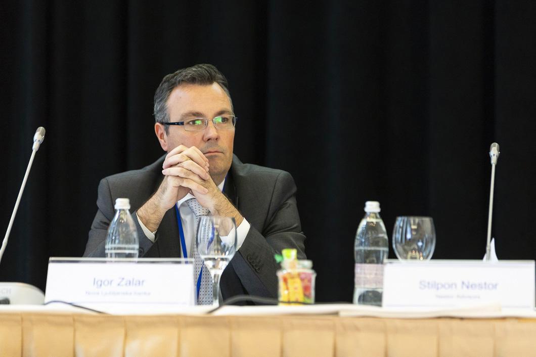 Igor Zalar, Head Of Global Risk, Nova Ljubljanska Banka