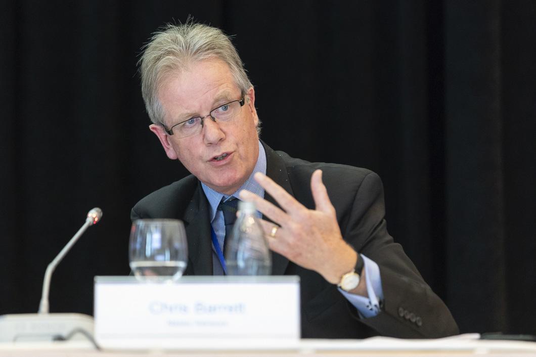 Chris Barrett, Senior Advisor, Nestor Advisors Ltd