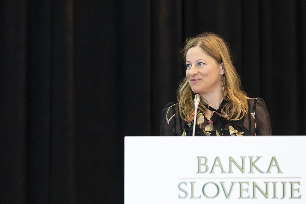 Rodela Barbara, Banka Slovenije