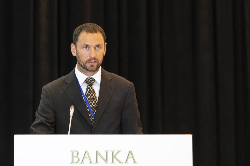Primož Dolenc, Deputy Governor, Banka Slovenije