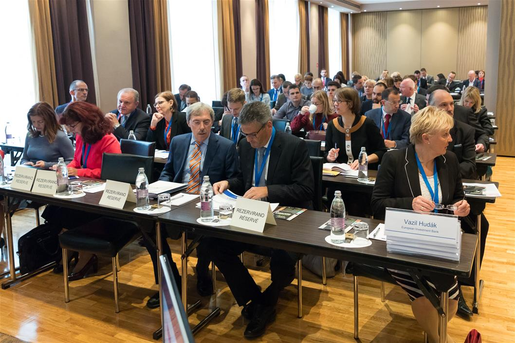 Joint Investment Conference, 16. 11. 2017