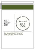 Letno poročilo NSP