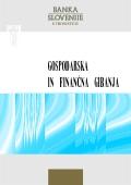 Gospodarska in finančna gibanja