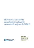 Priročnik za upravljanje nedonosnih terjatev MSME