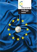 Publikacije o prevzemu evra